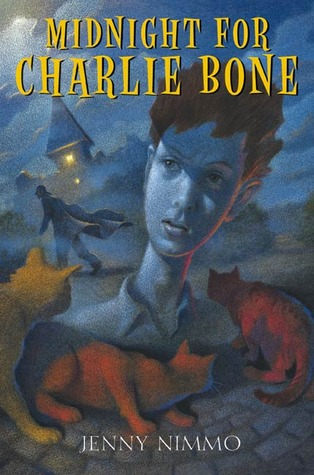 Midnight for Charlie Bone by Jenny Nimmo