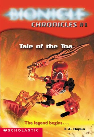 Tale of the Toa by Catherine Hapka