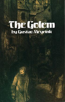 The Golem by Gustav Meyrink
