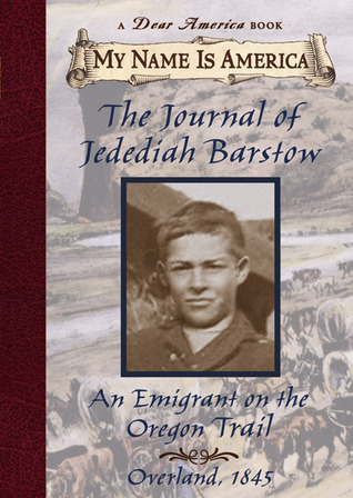 Journal of Jedediah Barstow by Ellen Levine