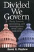 Divided We Govern by David R. Mayhew