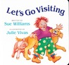 Let's Go Visiting: Lap-Sized Board Book