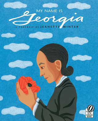 My Name Is Georgia by Jeanette Winter