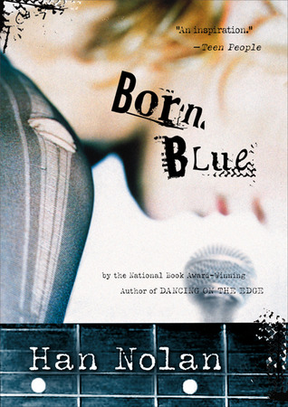 Born Blue by Han Nolan