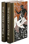The Greek Myths - Folio Society Edition by Robert Graves