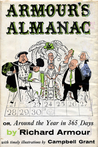 Armour's Almanac by Richard Armour