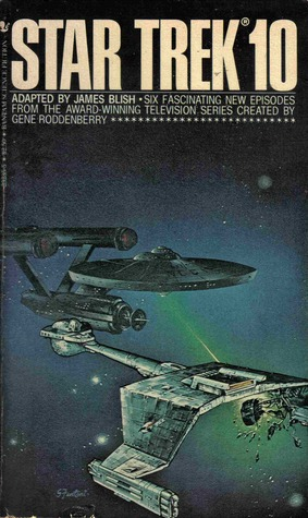 Star Trek 10 by James Blish