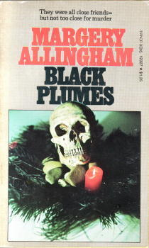 Black Plumes by Margery Allingham