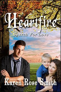 Heartfire by Karen Rose Smith