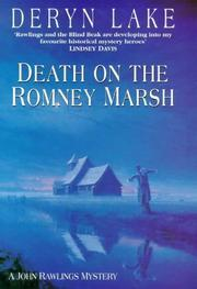 Death on the Romney Marsh by Deryn Lake