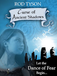 Curse of Ancient Shadows (Cat Celeste, #1)