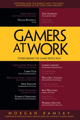 Gamers at Work by Morgan Ramsay