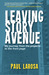 Leaving Story Avenue:  My J...