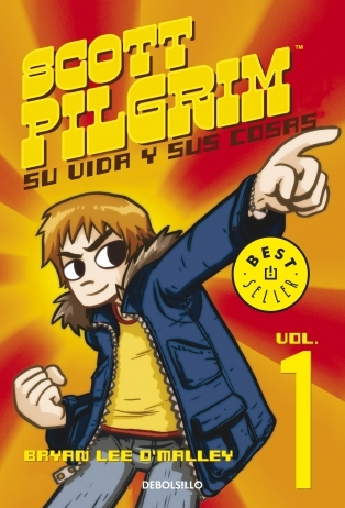 Scott Pilgrim. Su vida y sus cosas by Bryan Lee O'Malley
