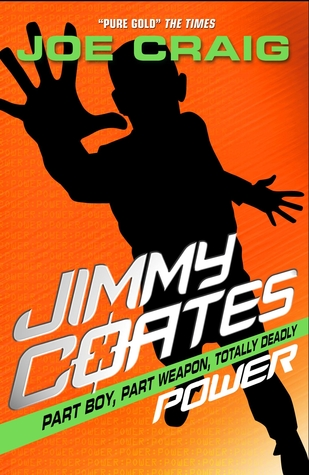 Jimmy Coates by Joe Craig