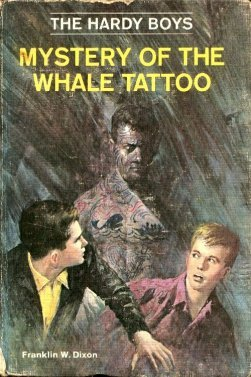 Mystery of the Whale Tattoo by Franklin W. Dixon