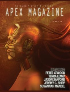 Apex Magazine - July 2010 by Jason Sizemore