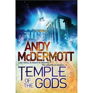Temple Of The Gods by Andy McDermott