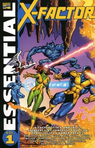 Essential X-Factor, Vol. 1 by Bob Layton