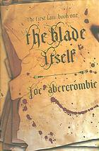 The Blade Itself by Joe Abercrombie