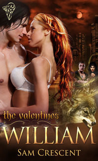 William (The Valentines, #2)