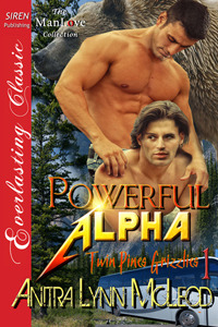 Powerful Alpha by Anitra Lynn McLeod