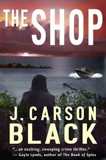 The Shop by J. Carson Black