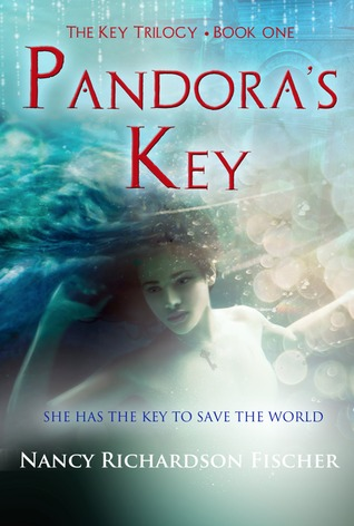 Pandora's Key (The Key Trilogy, #1)