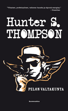 Pelon valtakunta by Hunter S. Thompson