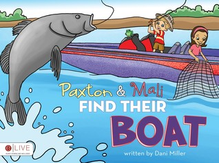 Paxton and Mali Find Their Boat