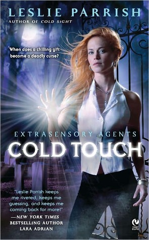 Cold Touch (Extrasensory Agents, #2)