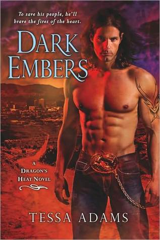 Dark Embers (Dragon's Heat, #1)