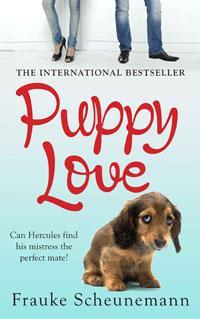Puppy Love by Frauke Scheunemann