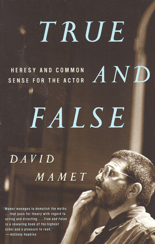 True and False by David Mamet