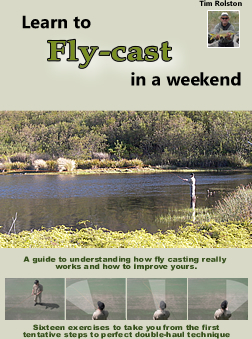 Learn to Fly-cast in a Weekend (eBook)