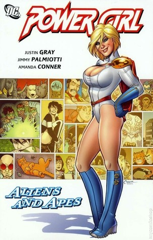 Power Girl, Vol. 2 by Justin Gray