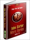 John Carter Mars Series by Edgar Rice Burroughs