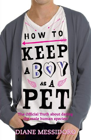 How to Keep a Boy as a Pet (Circe Shaw, #1)