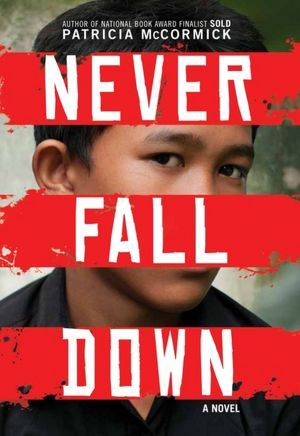 Cover of Never Fall Down