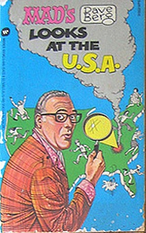 Mad's Dave Berg Looks at the USA by Dave Berg