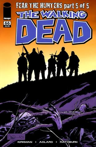 The Walking Dead Issue #66 by Robert Kirkman