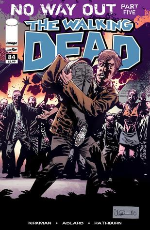The Walking Dead, Issue #84 by Robert Kirkman