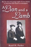 A Lion and A Lamb by Rand H. Packer