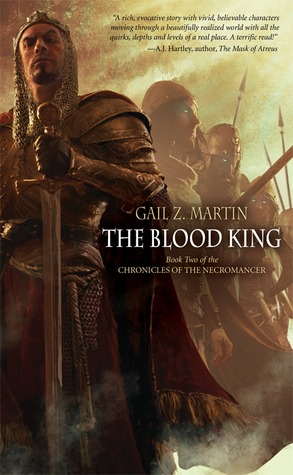 The Blood King by Gail Z. Martin