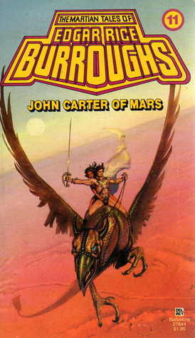 John Carter of Mars by Edgar Rice Burroughs
