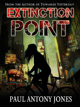 Extinction Point by Paul Antony Jones