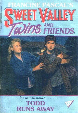 Todd Runs Away (Sweet Valley Twins and Friends, #77)