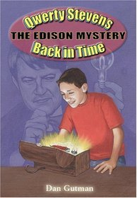 The Edison Mystery by Dan Gutman