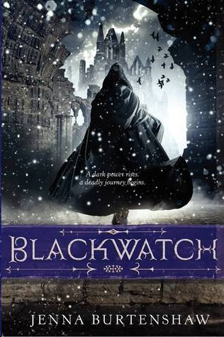 Blackwatch by Jenna Burtenshaw