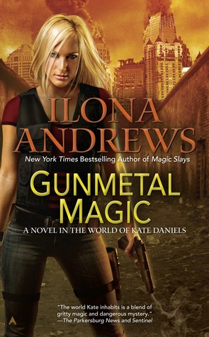 Review: Gunmetal Magic by Ilona Andrews